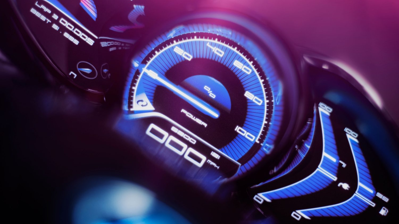 Emerg E Sports Car