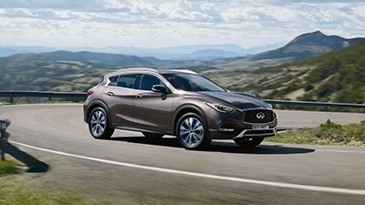 EXPERIENCING THE #QX30lIFE