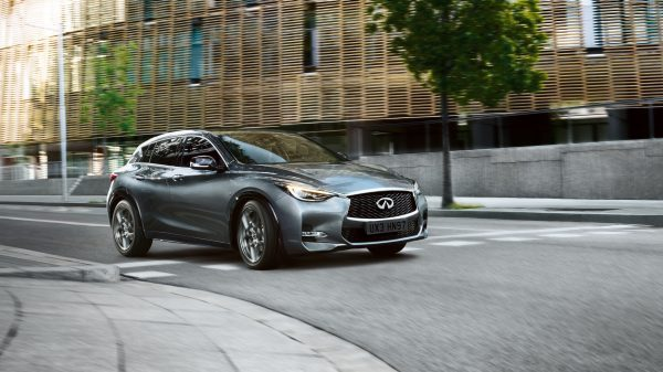 INFINITI Q30 Premium Active Crossover Safety High Strength Steel