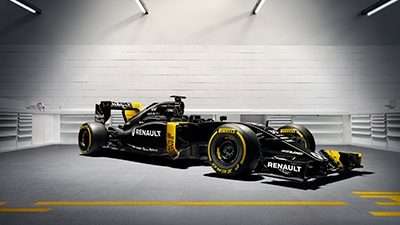 Renault Sport F1 Team within the Renault-Nissan Alliance