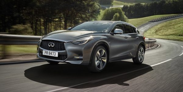 Infiniti breaks new sales record