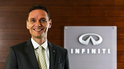 INFINITI ACHIEVES ALL-TIME HIGH AUGUST SALES