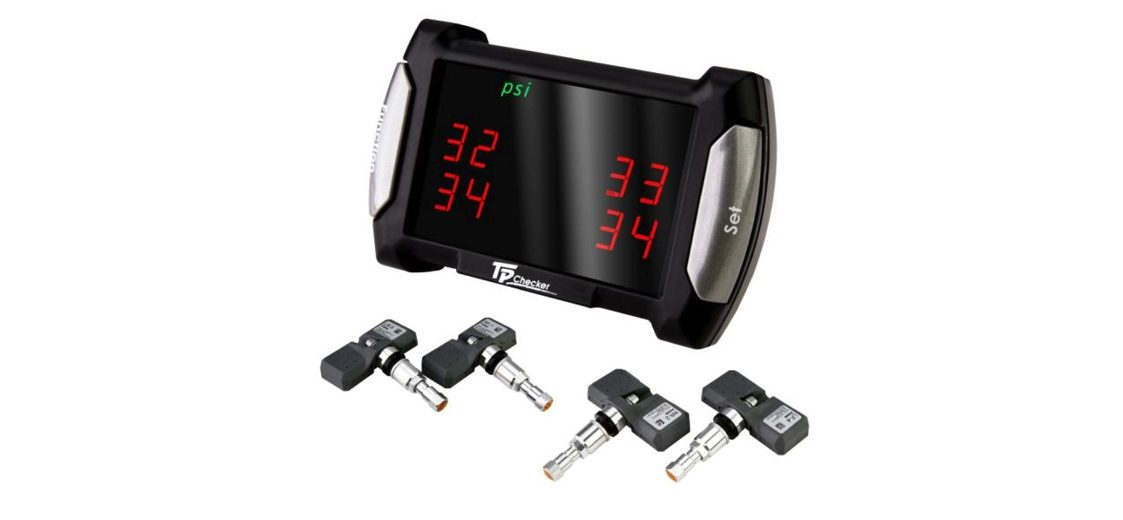 Plug-type Tire Pressure Monitoring