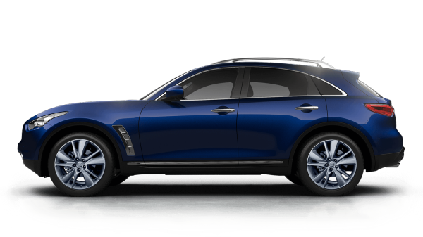 INFINITI Models QX70 Performance Crossover