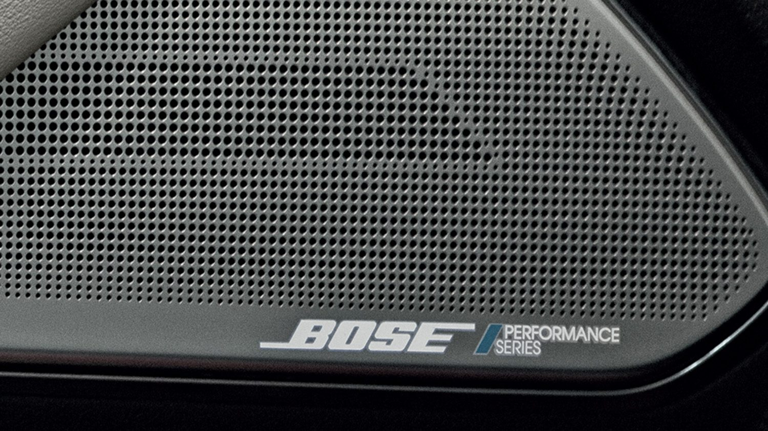A NEW STAGE FOR A NEW SOUND WITH BOSE