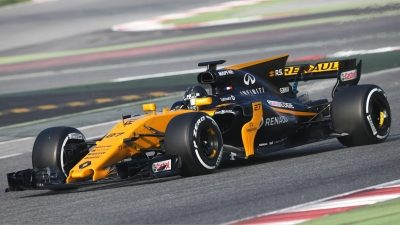 INFINITI AND RENAULT SPORT F1™ TEAM | INFINITI