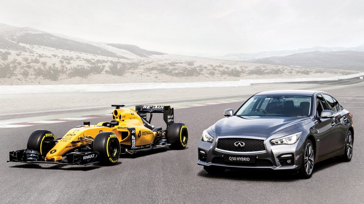 Infiniti the Road to Formula 1 | INFINITI