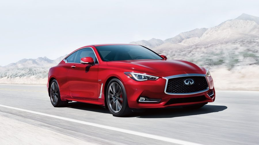 Powerful Elegance Designed to Perform | INFINITI