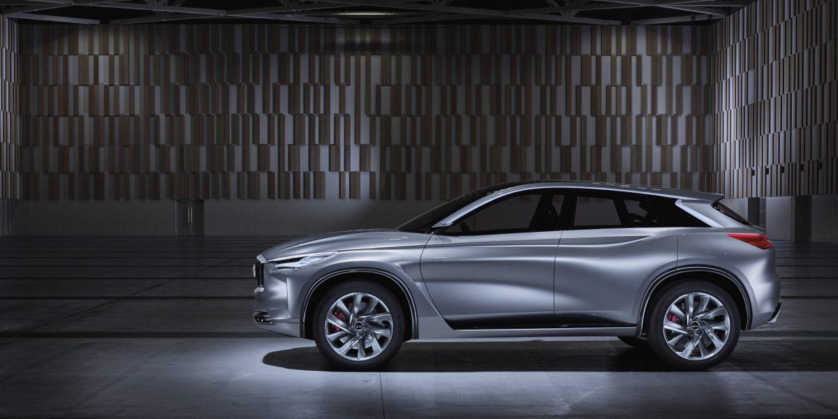 英菲尼迪QX SPORT INSPIRATION概念车