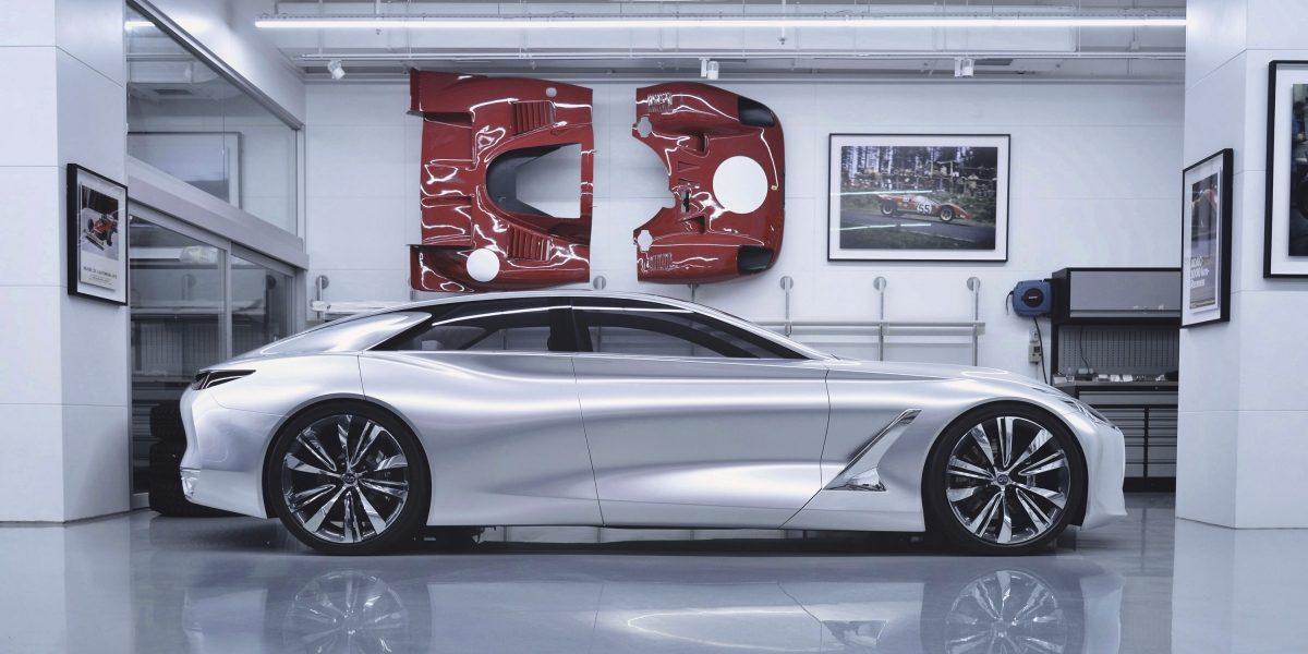 Q80 INSPIRATION概念车