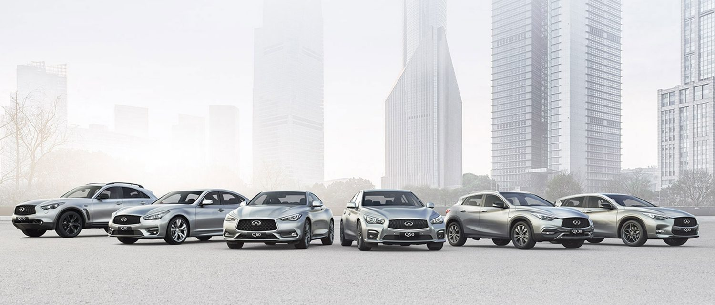 Luxury, High Performance Cars | Infiniti Cars Australia