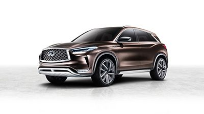 qx50 concept: infiniti's vision for a next- generation mid-sized premium crossover