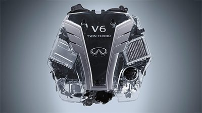 INFINITI 3.0-LITRE TWIN-TURBO V6 ENGINE NAMED TO WARDS 10 BEST ENGINES LIST FOR 2017