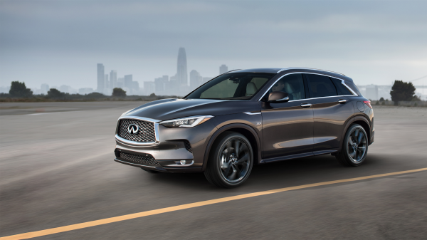 All New QX50