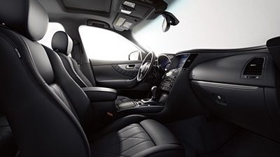 INFINITI QX70 Crossover SUV Technology INFINITI Intelligent Key