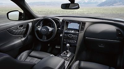 INFINITI QX70 Crossover SUV Technology System Controller