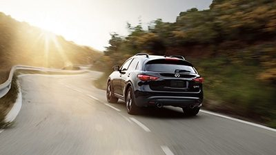 INFINITI QX70 Crossover SUV Performance Brake Calipers Quicker Stops