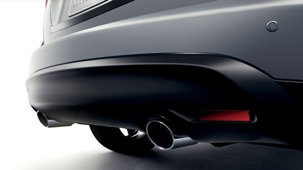 INFINITI QX70 Crossover SUV Performance Signature Exhaust Note