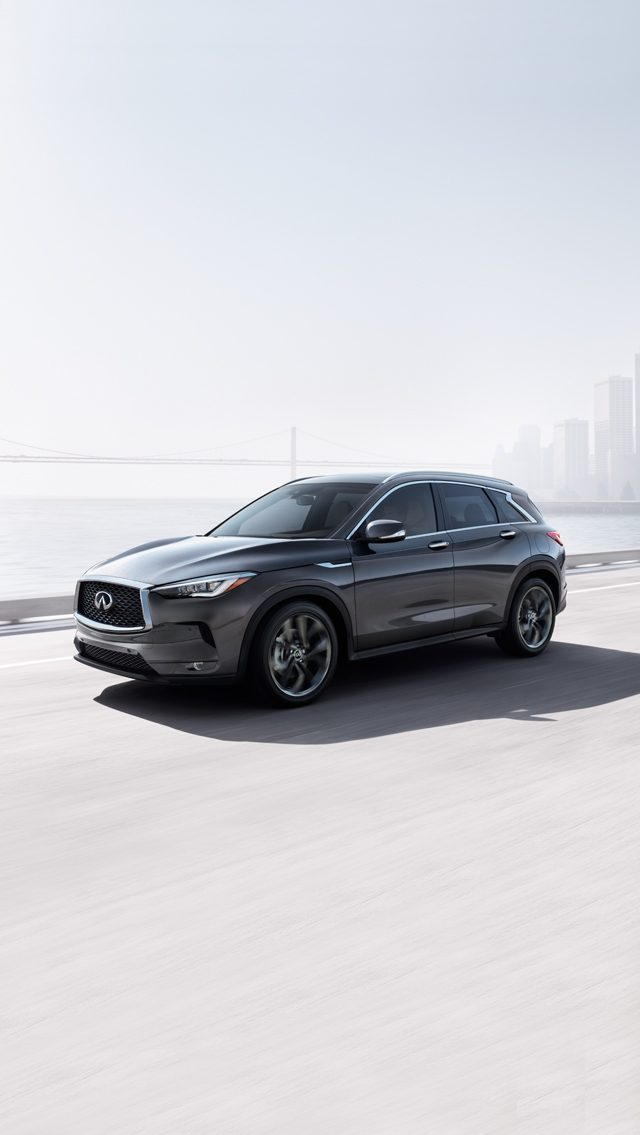 Your Drive. Empowered. All-New QX50