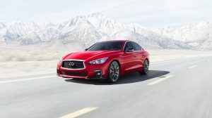 2018 INFINITI Q50 Specifications
