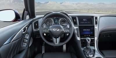 2018 INFINITI Q50 Sports Sedan Connectivity Advanced Cabin Technology