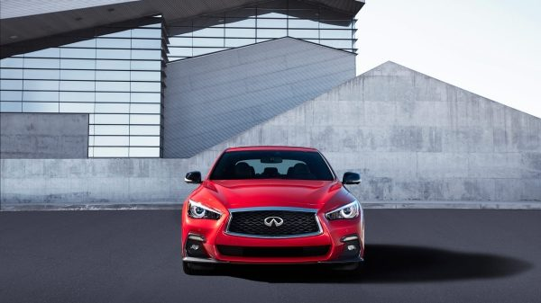 2018 INFINITI Q50 Sports Sedan Safety Autonomous Drive Technologies