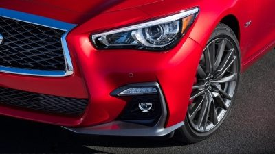 2018 INFINITI Q50 Sports Sedan Performance Dynamic Digital Suspension