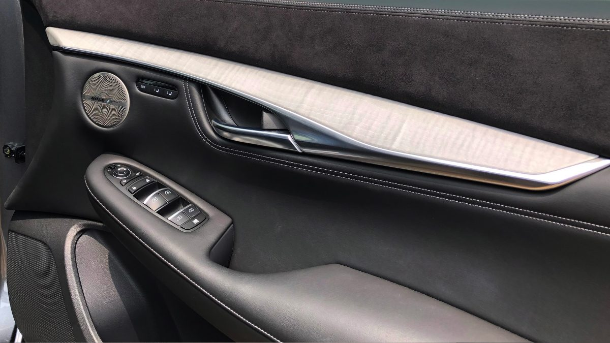 2019 INFINITI QX50 Luxury Crossover Bose 16-Speaker System