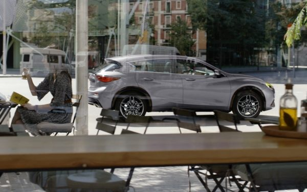 INFINITI Q30 Premium Active Crossover Technology Intelligent Park Assist