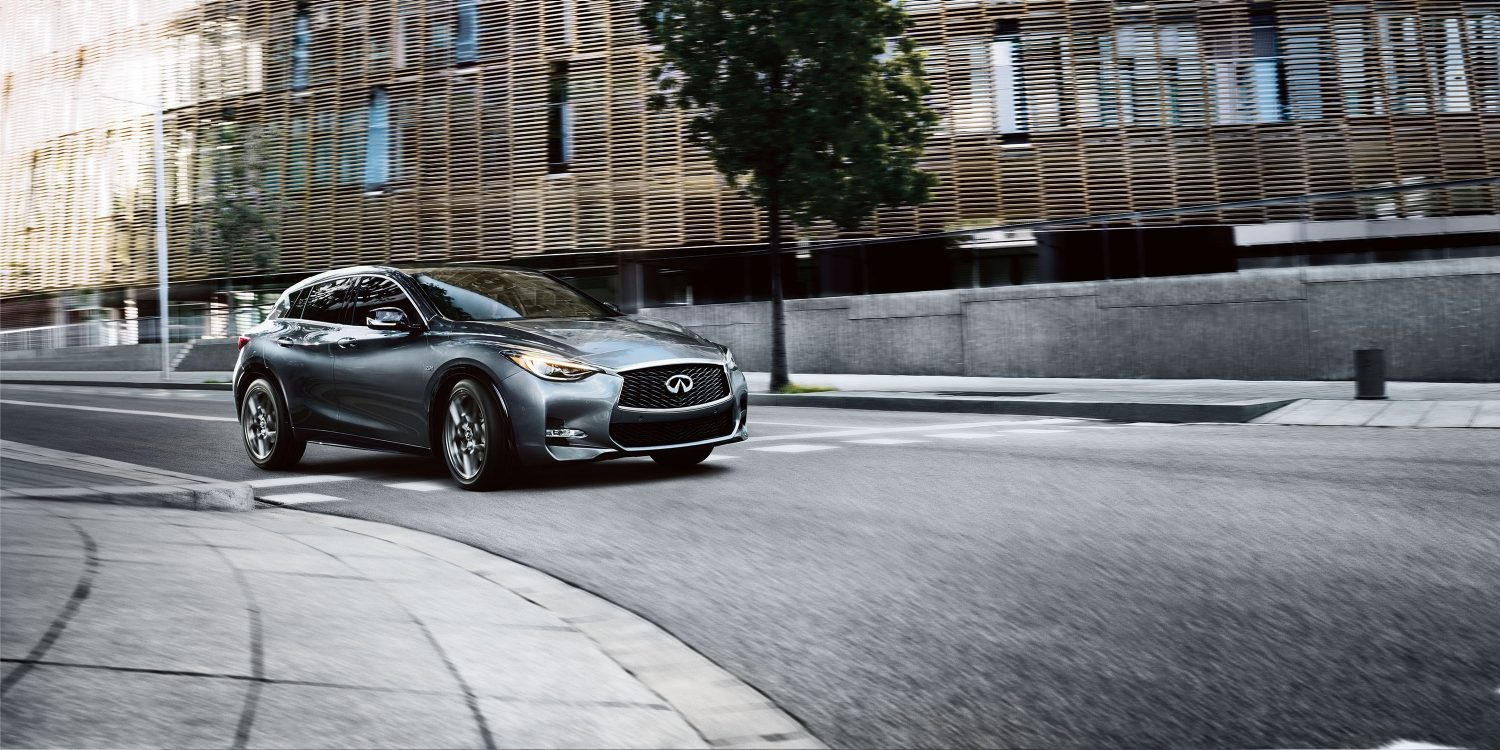 2018 INFINITI Q30 Crossover Vehicle Dynamic Control