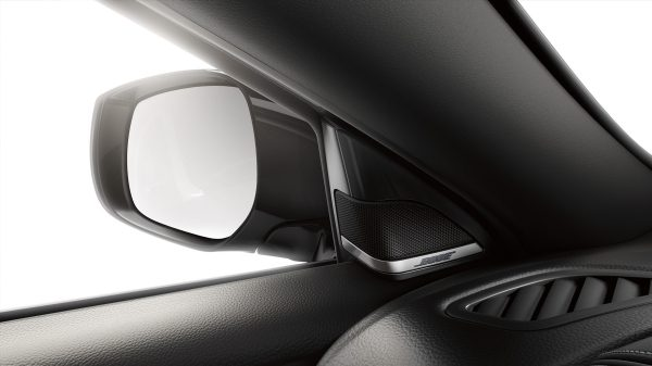 2018 INFINITI QX30 Premium Crossover Heated Side Mirrors