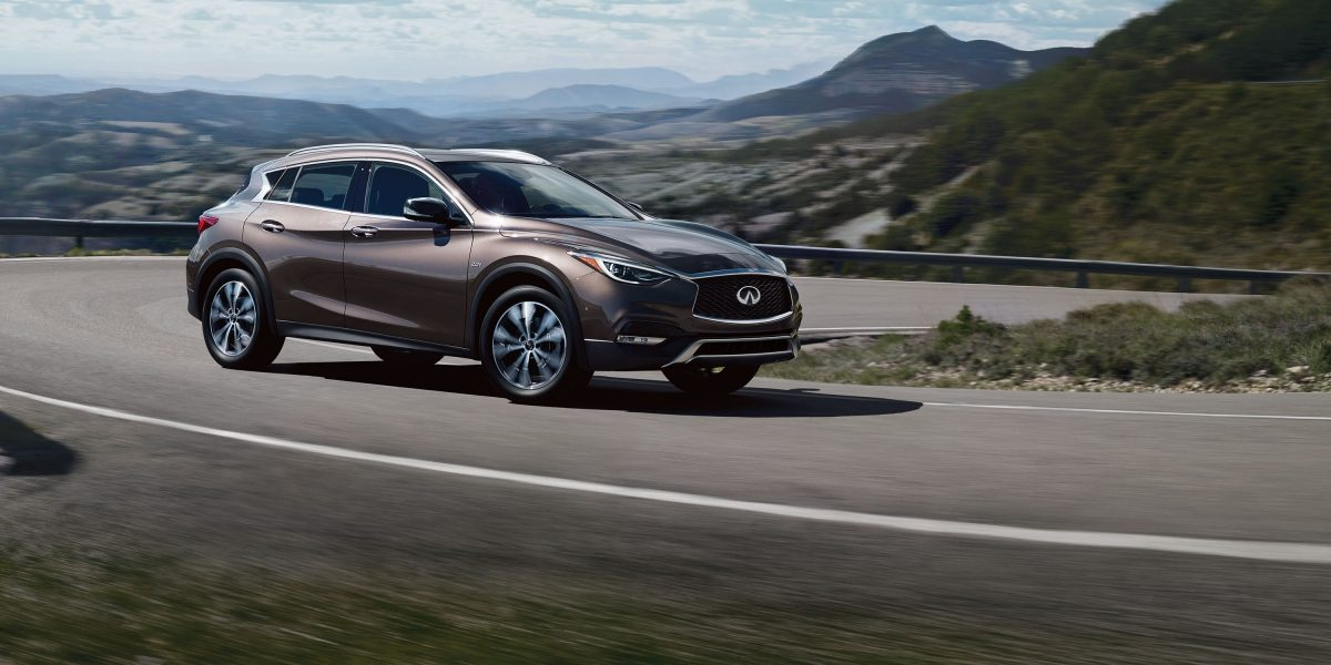 2018 INFINITI QX30 Premium Crossover Intelligent All-Wheel Drive