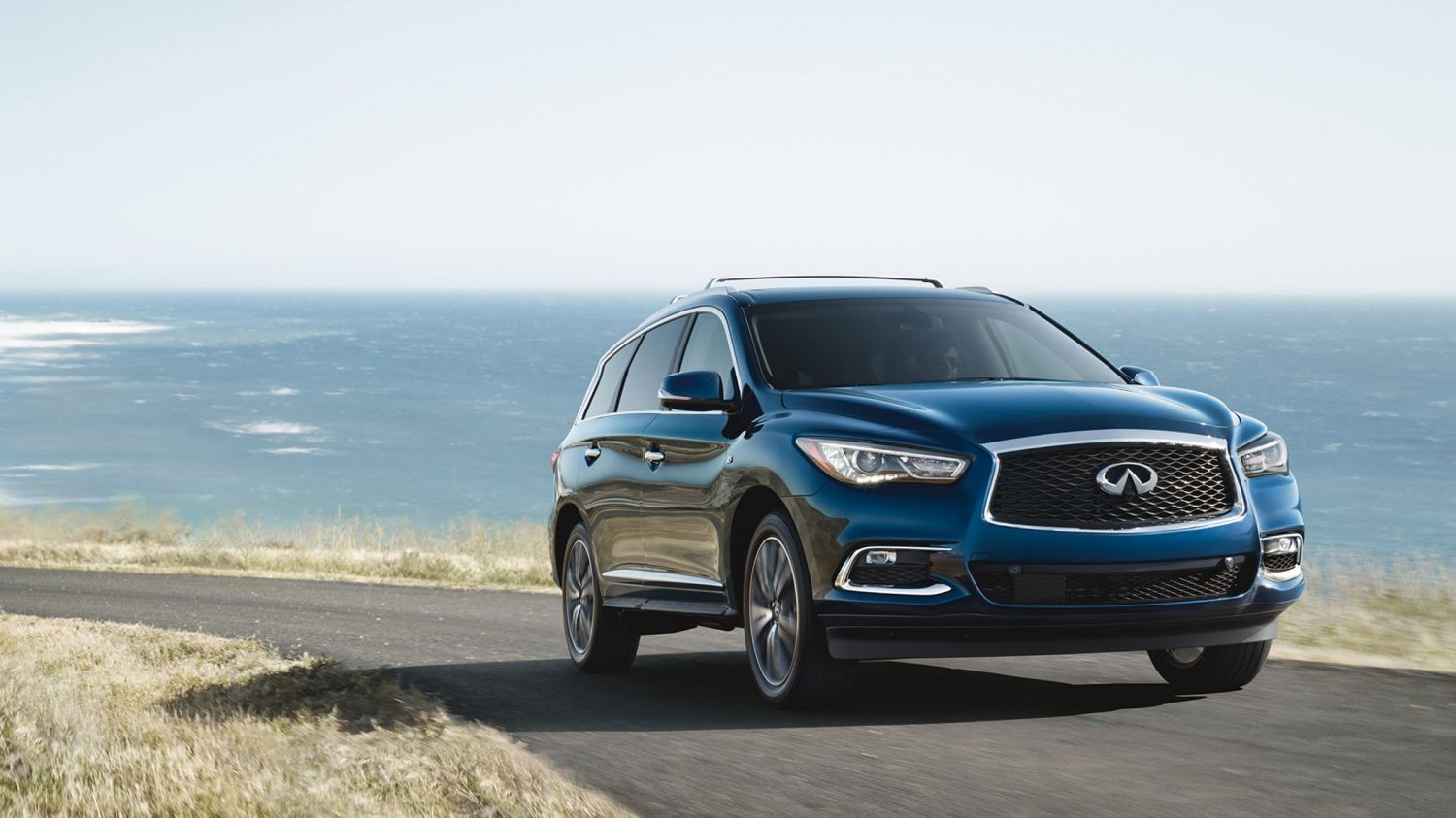 2018 INFINITI QX60 Crossover performance features