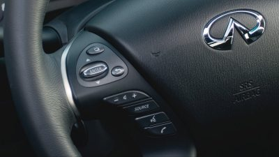 2018 INFINITI QX60 Steering Wheel Controls