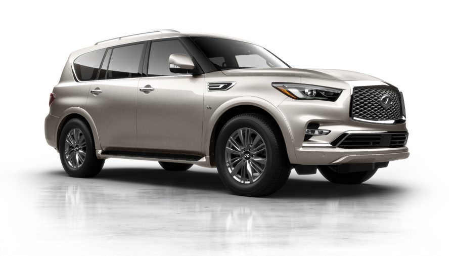 2018 INFINITI QX80 SUV | Find Your QX80 4WD