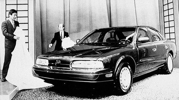 INFINITI's 30th Anniversary | 1989 INFINITI Q45 Legacy Model Debut
