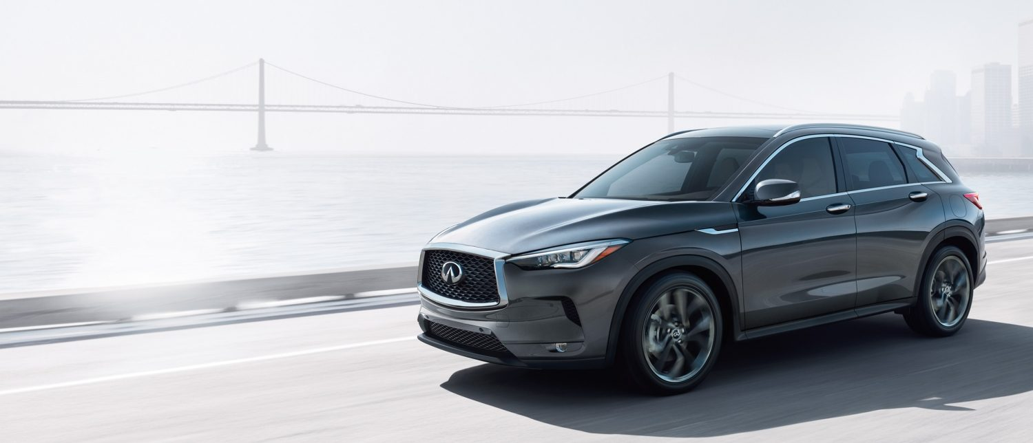 Introducing the All-New INFINITI QX50