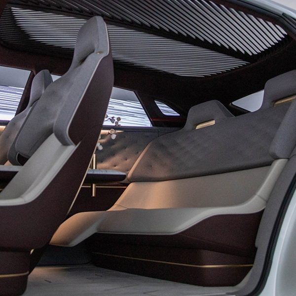 2019 INFINITI QX Inspiration Interior Seating