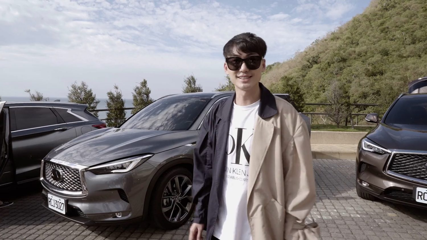 INFINITI partnered with Charles Lam, Hong Kong based fashion influencer, for the launch event of the All-New QX50 in an exploration of new found luxury in Kenting, Taiwan.