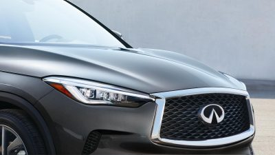 2019 INFINITI QX50 Luxury Crossover Clamshell Hood
