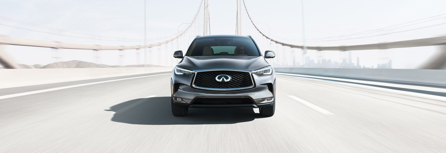 2019 INFINITI QX50 Luxury Crossover Drive Mode Selector