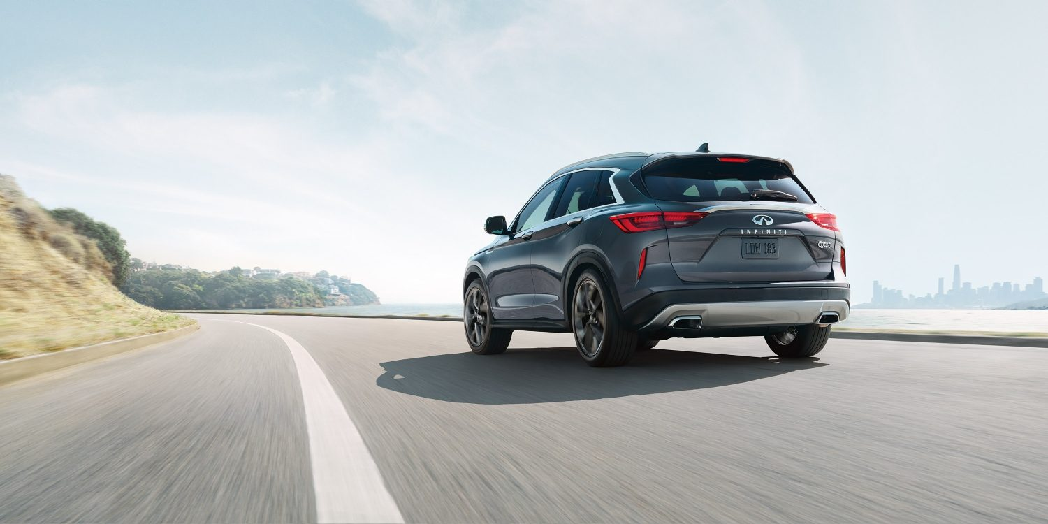 2019 INFINITI QX50 Luxury Crossover Safety Highlights