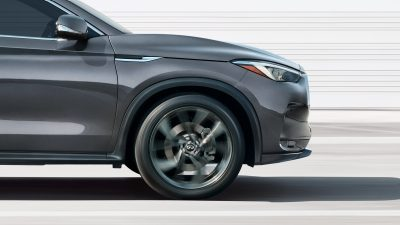 2019 INFINITI QX50 Luxury Crossover Body Construction