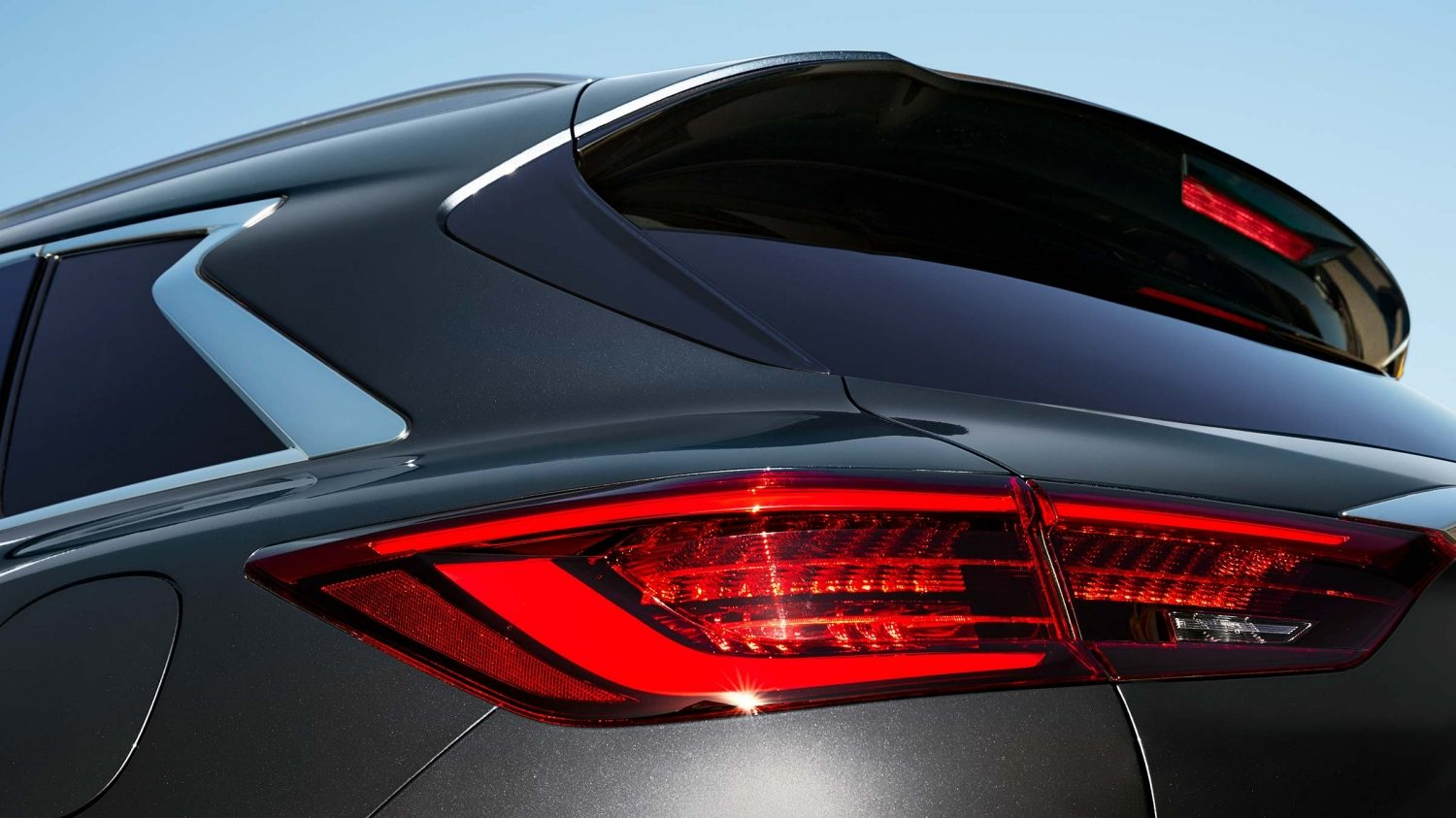 2019 INFINITI QX50 Luxury Crossover LED Taillights