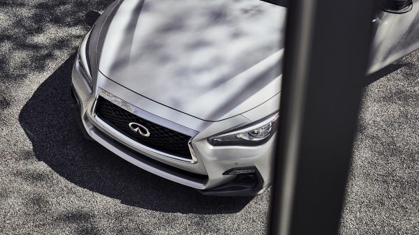 2019 INFINITI Q50 Sport Sedan Design | Signature Double Arch Grille