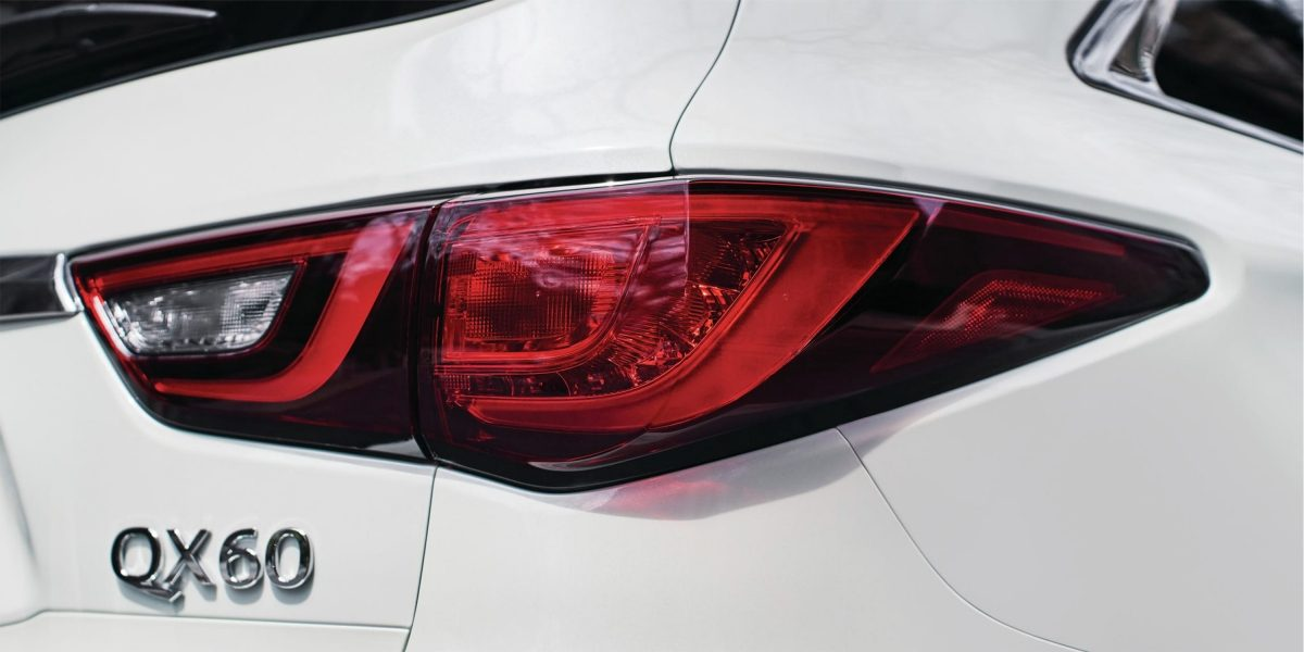 2020 INFINITI QX60 Crossover Exterior LED Taillights