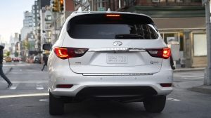 2020 INFINITI QX60 Crossover Safety Control Thumbnail