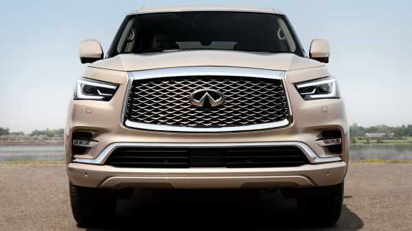 2018 INFINITI QX80 SUV Performance  | Towing and Handling