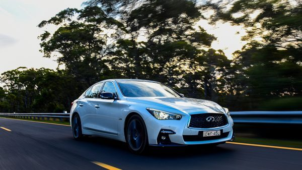 INFINITI Q50 Born to be Wild