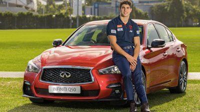 petracca and Q50